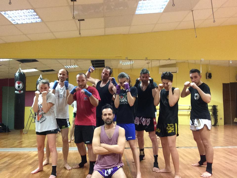 Muay Thai e Karate