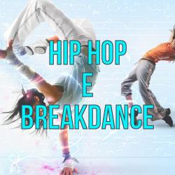 Hip Hop, Break Dance e Reggaeton