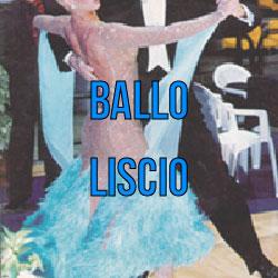 Ballo Liscio, Danze standard e Balli di Gruppo