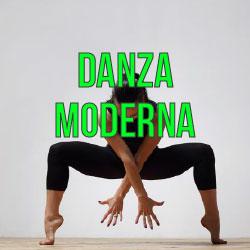 Danza Moderna, TV dance e Lyrical jazz