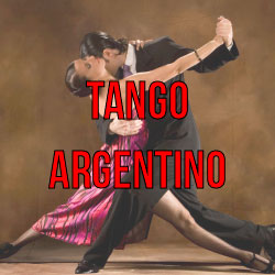 Tango argentino, Milonga e Tango vals