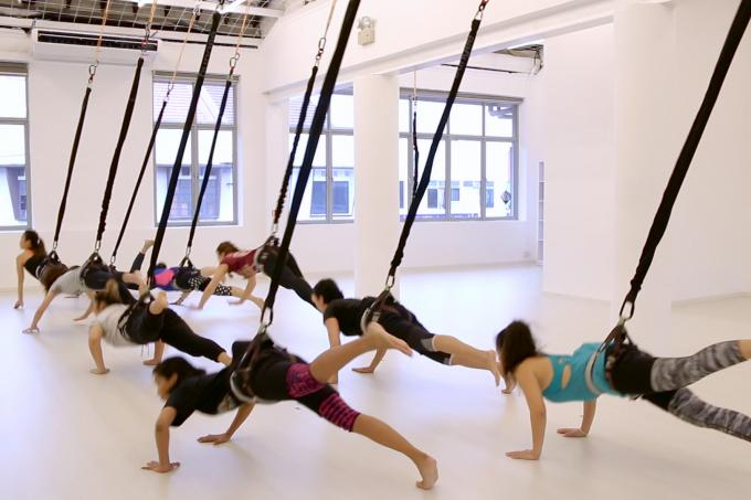 Bungee Dance Fit